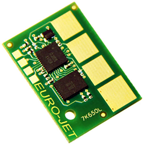 CHIP XEROX PHASER 6121 FOR CYAN