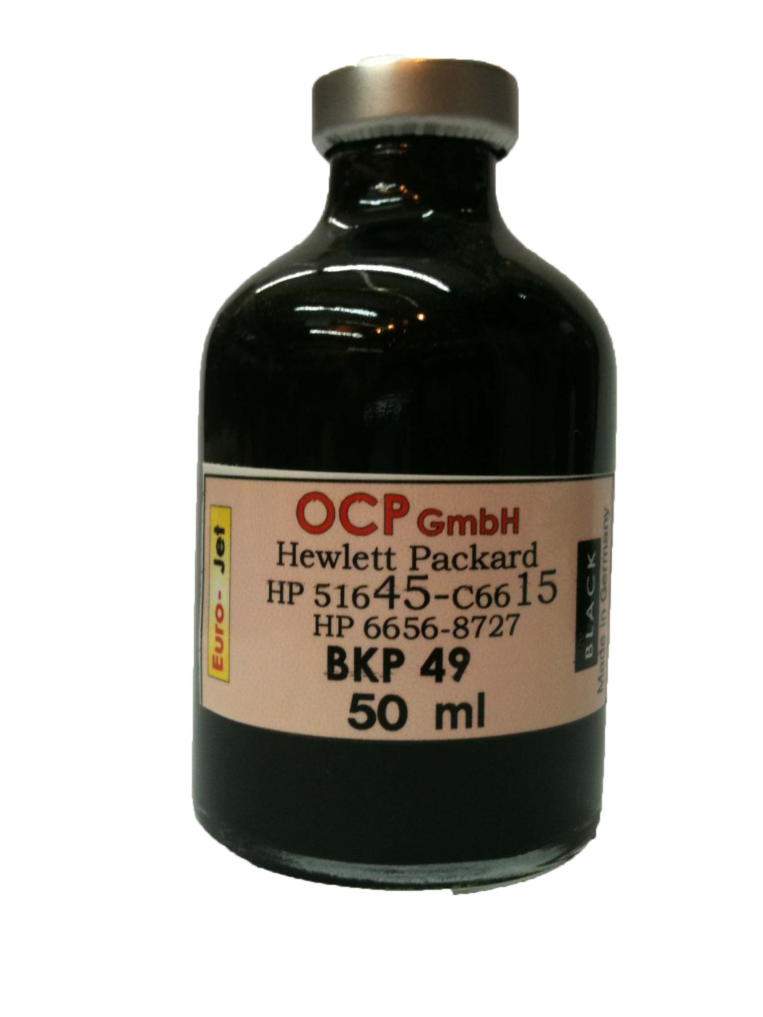 HP 50ml Black