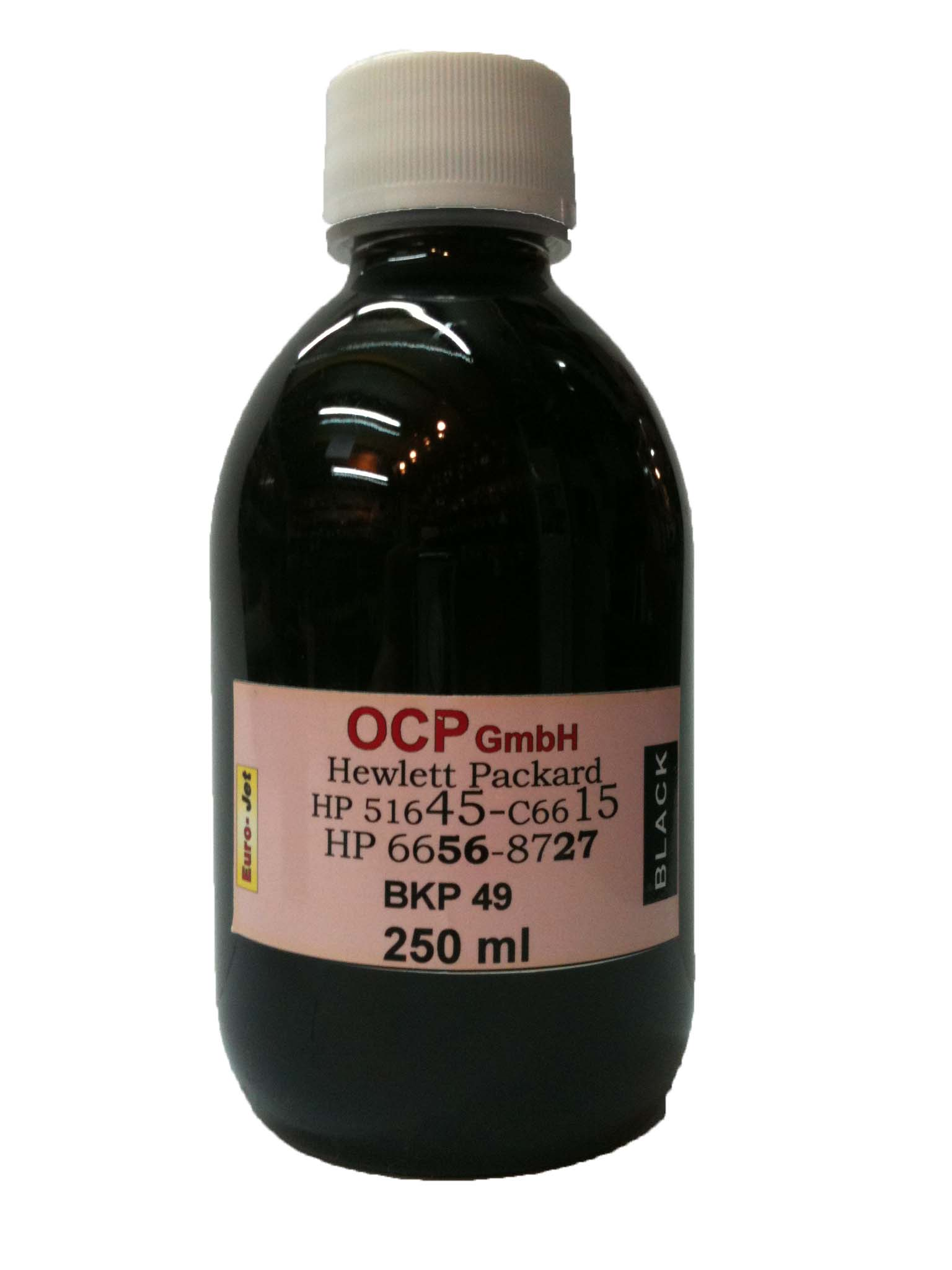 HP 250ml Black
